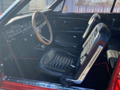 Ford Mustang CABRIOLET 1965 - <small></small> 49.900 € <small>TTC</small> - #10