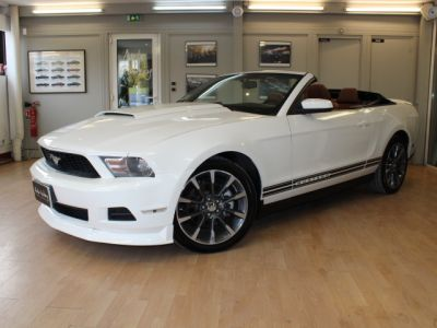 Ford Mustang CABRIOLET 3.7 PREMIUM BVA - <small></small> 24.800 € <small>TTC</small> - #1