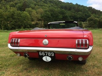 Ford Mustang Cabriolet 4.7 V8 - <small></small> 49.850 € <small>TTC</small> - #5