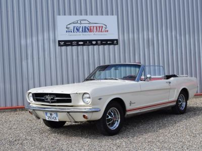 Ford Mustang Cabriolet V8 - <small></small> 41.400 € <small>TTC</small> - #1