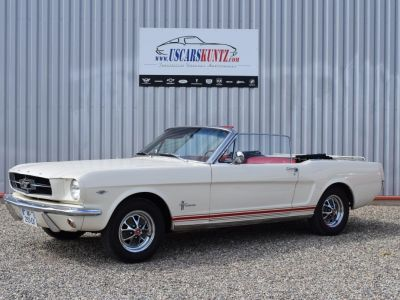 Ford Mustang Cabriolet V8 - <small></small> 41.400 € <small>TTC</small> - #3
