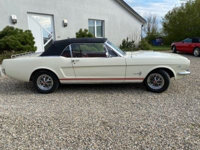 Ford Mustang Cabriolet V8 - <small></small> 41.400 € <small>TTC</small> - #6
