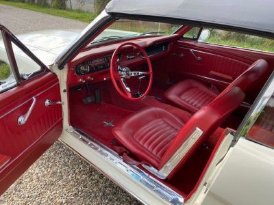 Ford Mustang Cabriolet V8 - <small></small> 41.400 € <small>TTC</small> - #7
