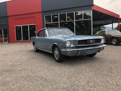 Ford Mustang Convertible - <small></small> 39.000 € <small>TTC</small>