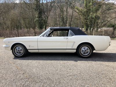 Ford Mustang Convertible - <small></small> 37.500 € <small>TTC</small>