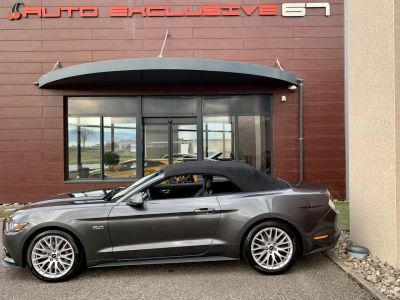 Ford Mustang Convertible V8 5.0 421 GT A - <small></small> 41.990 € <small>TTC</small>