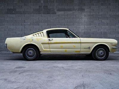 Ford Mustang FASTBACK 1965 PEINTURE D'ORIGINE - Prix sur Demande - #4