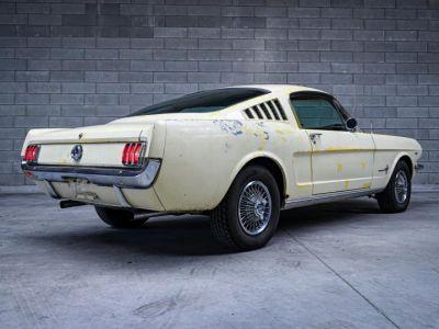 Ford Mustang FASTBACK 1965 PEINTURE D'ORIGINE - Prix sur Demande - #5