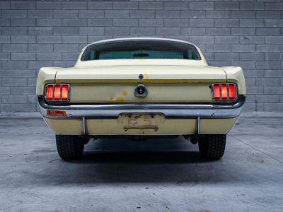 Ford Mustang FASTBACK 1965 PEINTURE D'ORIGINE - Prix sur Demande - #6