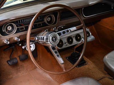 Ford Mustang FASTBACK 1965 PEINTURE D'ORIGINE - Prix sur Demande - #7
