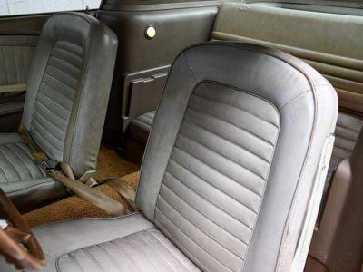 Ford Mustang FASTBACK 1965 PEINTURE D'ORIGINE - Prix sur Demande - #8