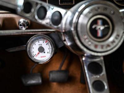 Ford Mustang FASTBACK 1965 PEINTURE D'ORIGINE - Prix sur Demande - #10