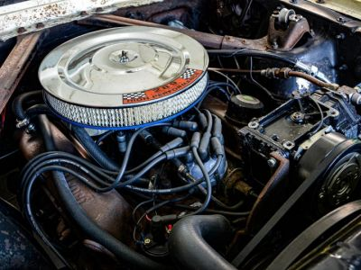 Ford Mustang FASTBACK 1965 PEINTURE D'ORIGINE - Prix sur Demande - #11