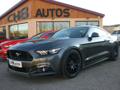 Ford Mustang fastback 5.0 v8 sieges recaro boite automatique 30000kms - <small></small> 41.900 € <small>TTC</small> - #2