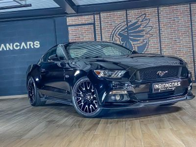 Ford Mustang Fastback 5.0 V8 Ti-VCT - 421 BVA 2015 COUPE GT PHASE 1 - <small></small> 49.900 € <small>TTC</small> - #6