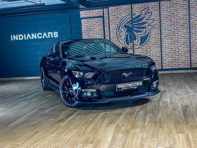 Ford Mustang Fastback 5.0 V8 Ti-VCT - 421 BVA 2015 COUPE GT PHASE 1 - <small></small> 49.900 € <small>TTC</small> - #9