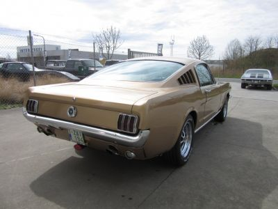 Ford Mustang Fastback 65 - <small></small> 44.000 € <small>TTC</small> - #9