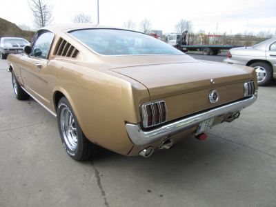 Ford Mustang Fastback 65 - <small></small> 44.000 € <small>TTC</small> - #24