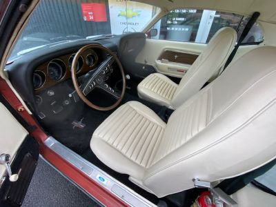 Ford Mustang Fastback Mach1 collector - <small></small> 44.900 € <small>TTC</small>