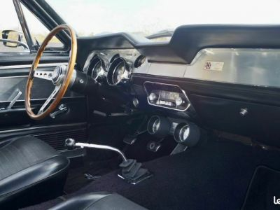 Ford Mustang Fastback SHELBY GT500 1967 - V8 428Ci - Boite Manuelle - <small></small> 195.500 € <small>TTC</small> - #3