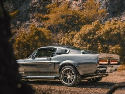 Ford Mustang Ford Mustang Eleanor Restomod 5.0 - <small></small> 195.000 € <small>TTC</small> - #3