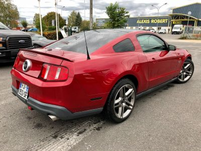 Ford Mustang GT Premium V8 4.6L 2010 - <small></small> 29.900 € <small>TTC</small> - #3
