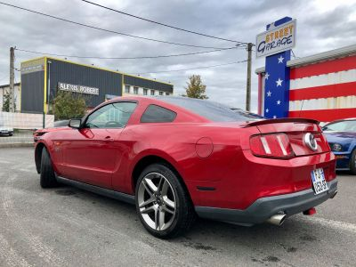 Ford Mustang GT Premium V8 4.6L 2010 - <small></small> 29.900 € <small>TTC</small> - #4