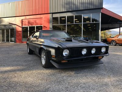 Ford Mustang Mach1 - <small></small> 32.500 € <small>TTC</small>