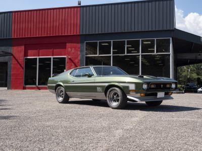 Ford Mustang Mach1 - <small></small> 44.000 € <small>TTC</small>