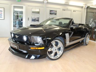 Ford Mustang MUSTANG GT 4.6 CABRIOLET BV5 - <small></small> 29.900 € <small>TTC</small>