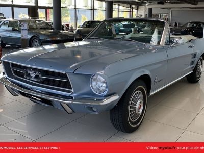 Ford Mustang V8 - <small></small> 38.800 € <small>TTC</small>