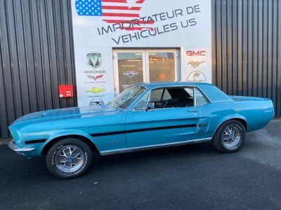 Ford Mustang V8 289 BVA - <small></small> 28.500 € <small>TTC</small>