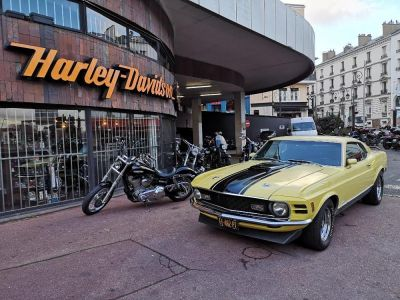 Ford Mustang V8 351ci 4V Code M 300ch - <small></small> 55.000 € <small>TTC</small> - #1