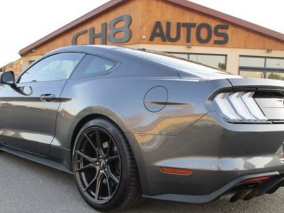 Ford Mustang V8 5.0 GT 450 ch Fastback Boite auto Phase 2 Gris magnetic Pack premium - <small></small> 47.900 € <small>TTC</small> - #5