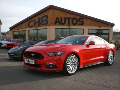 Ford Mustang v8 5.0 gt fastback 16200kms - <small></small> 40.900 € <small>TTC</small> - #1