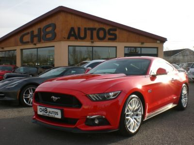 Ford Mustang v8 5.0 gt fastback 16200kms - <small></small> 40.900 € <small>TTC</small> - #2