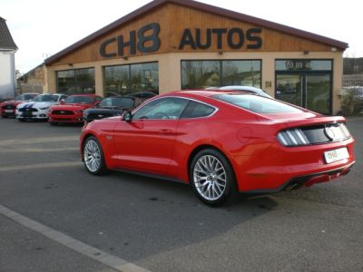 Ford Mustang v8 5.0 gt fastback 16200kms - <small></small> 40.900 € <small>TTC</small> - #6