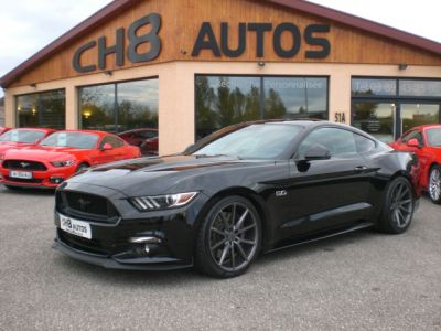 Ford Mustang v8 5.0 gt fastback 27060kms - <small></small> 42.900 € <small>TTC</small> - #2