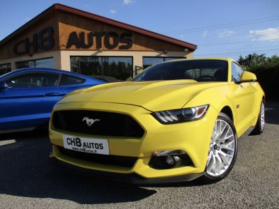 Ford Mustang v8 5.0 gt fastback 34112kms pack premium - <small></small> 40.900 € <small>TTC</small> - #2