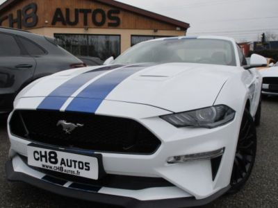 Ford Mustang V8 5.0 GT Fastback Phase 2 450ch Boite auto suspension Magneride Audio B&o - <small></small> 51.900 € <small>TTC</small> - #1