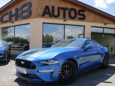 Ford Mustang v8 5.0 gt fastback phase 2 450ch boite mecanique 2019 - <small></small> 49.900 € <small>TTC</small> - #1