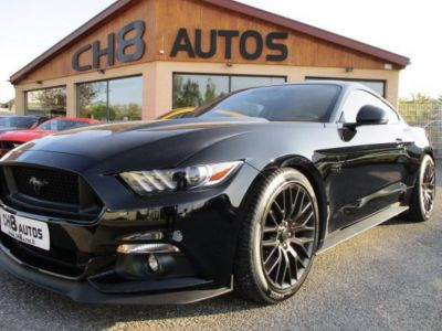 Ford Mustang v8 5.0 gt pack premium 15200kms echappement sport - <small></small> 42.900 € <small>TTC</small> - #1