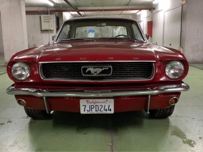 Ford Mustang V8 Coupé Hardtop Code C Interior Luxury - <small></small> 35.000 € <small>TTC</small> - #3