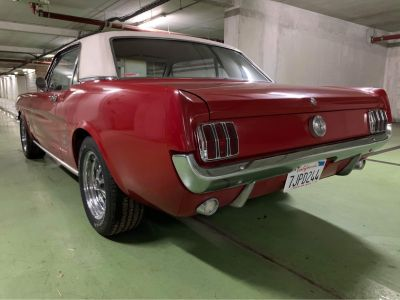 Ford Mustang V8 Coupé Hardtop Code C Interior Luxury - <small></small> 35.000 € <small>TTC</small> - #10