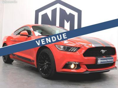 Ford Mustang VI FASTBACK 2.3 ECOBOOST BVA6 _ PAS de MALUS - <small></small> 35.890 € <small>TTC</small> - #2