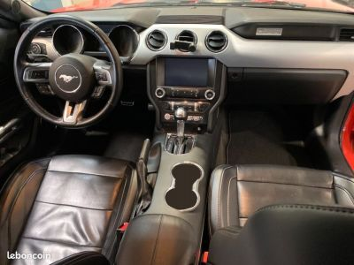 Ford Mustang VI FASTBACK 2.3 ECOBOOST BVA6 _ PAS de MALUS - <small></small> 35.890 € <small>TTC</small> - #10