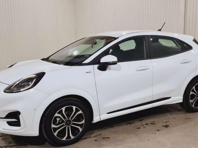 Ford Puma 1.0 EcoBoost 125 mHEV S&S BVM6 ST-Line - <small></small> 21.340 € <small>TTC</small> - #1