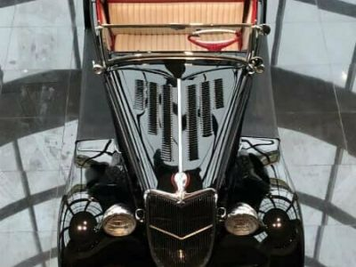 Ford Roadster HIGHBOY