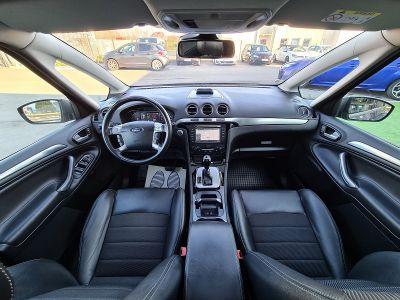 Ford S-MAX 2.0 TDCI 163CH FAP TITANIUM GPS POWERSHIFT 7 PLACES - <small></small> 14.490 € <small>TTC</small> - #5