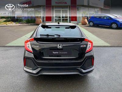 Honda CIVIC 1.0 i-VTEC 129ch Elegance 5p - <small></small> 16.990 € <small>TTC</small>
